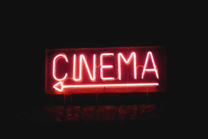 Cinema-Neon